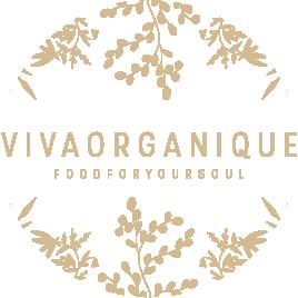 Logo redondo Vivaorganique