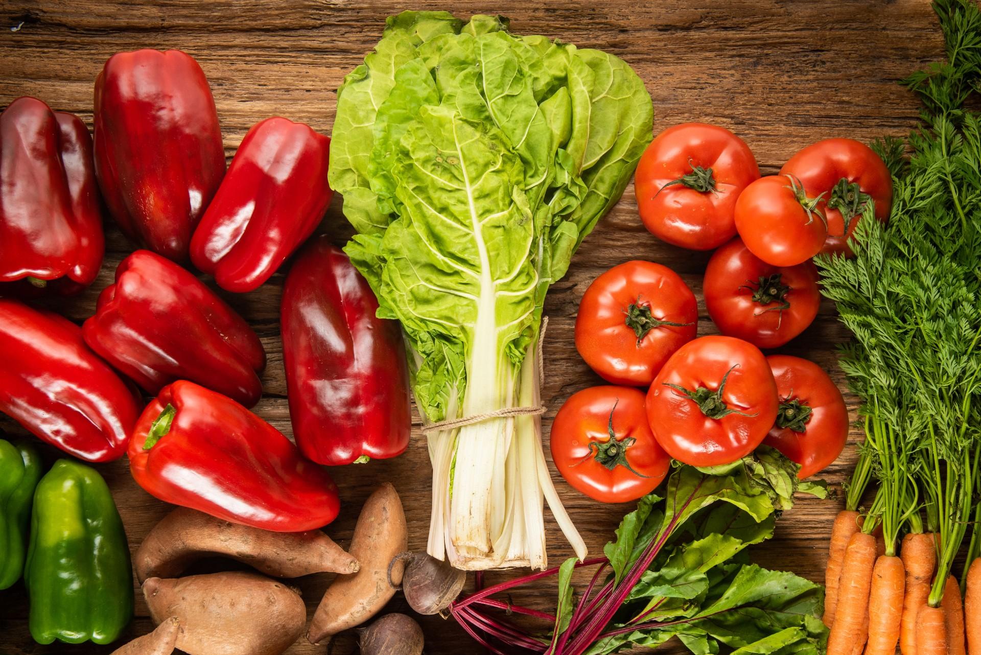 Vegetables Vivaorganique